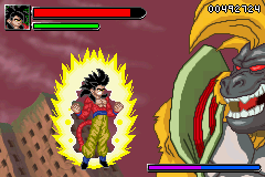 Dragon Ball GT - Transformation - Final Battle - User Screenshot